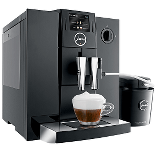 Visit Johnsons Coffee at IFEX 2014 and have the chance to win  a superb Jura Impressa automated coffee machine