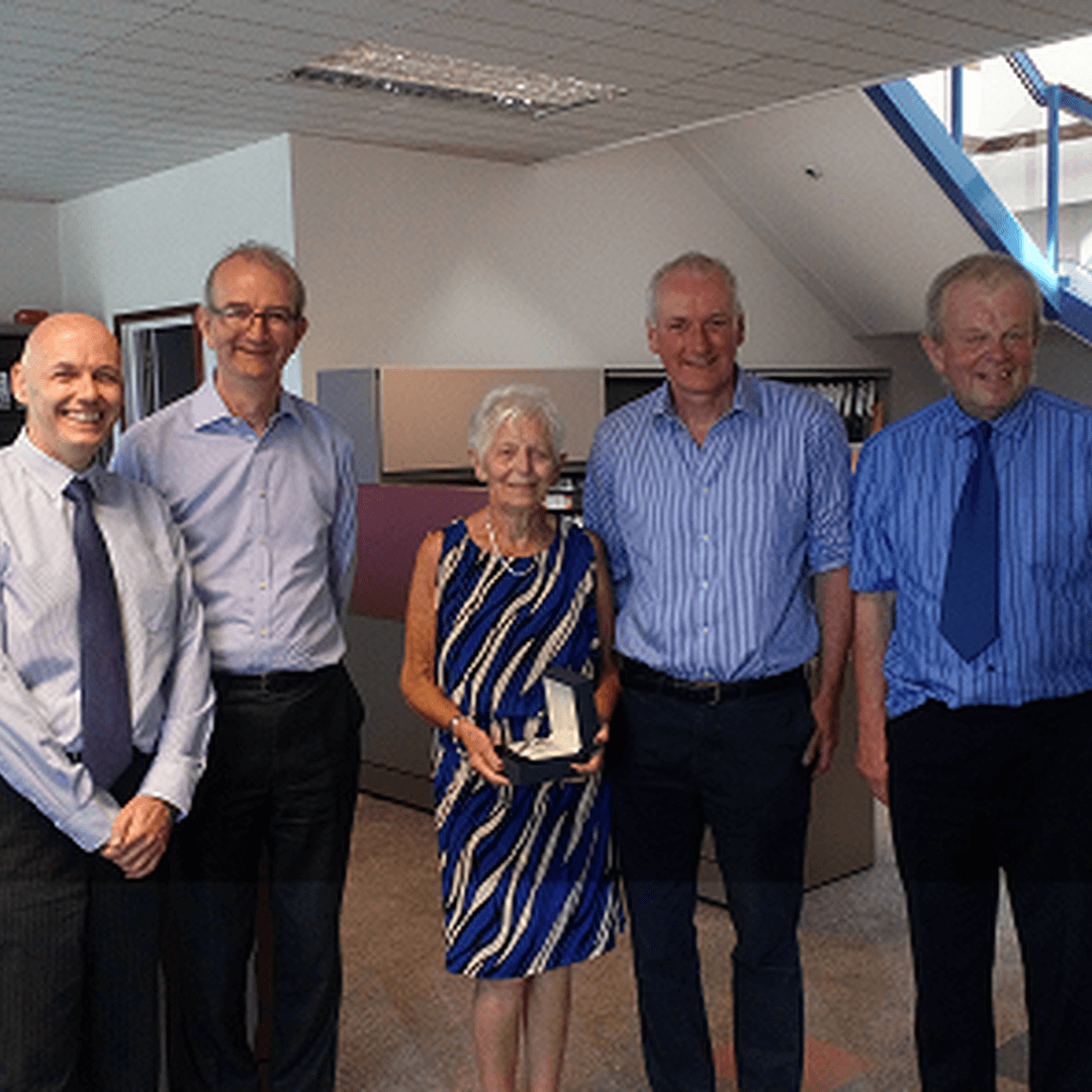 Anne Mayes retires from Johnson Brothers after 25 years