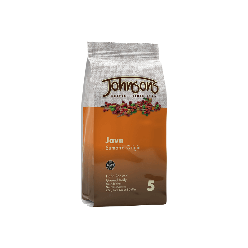 Sumatra Java Blend Hand Roasted Coffee 227g