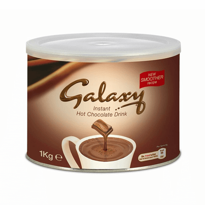Galaxy Hot Chocolate Tins (add milk)